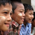 Burma 2009 4boys2