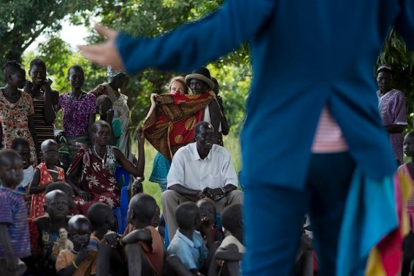 South Sudan_2014_Dave & Annabel