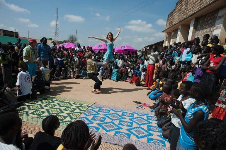 South Sudan_2014_Michael & Annabel