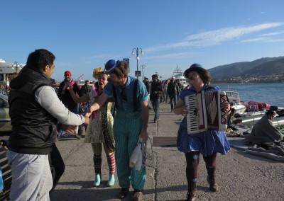 2015, Greece, Clay, Luz, Sabine