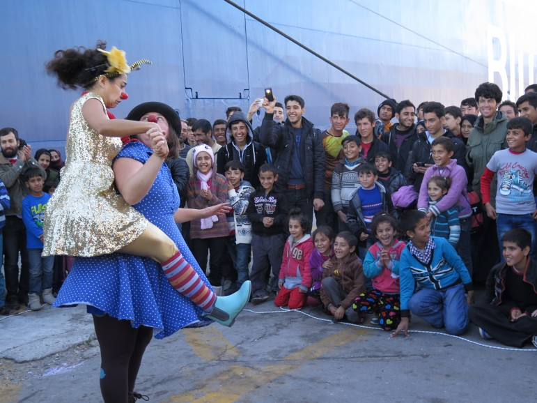 2015, Greece, Luz, Sabine
