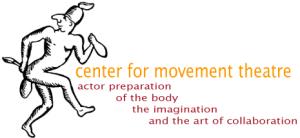 CenterforMovementTheatrewithDodyDisanto logo. Clown School