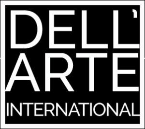 DellArteInternational logo. Clown school